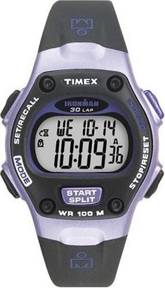 Timex Women's T5E171 Ironman Triathlon 30-Lap Traditional Watch $44.95 thestylecure.com
