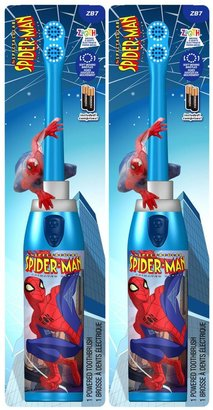 Oral-B Zooth Power Toothbrush - Spectacular Spiderman - 2 pk