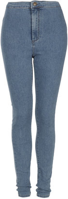 Topshop Tall MOTO Super High Waist Jeans