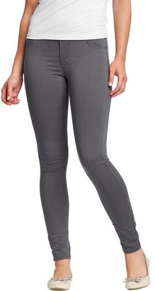 Old Navy Women's Smooth Waist-Panel Jeggings