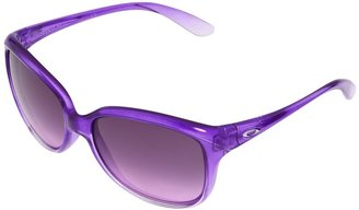 Oakley Pampered (Amethyst Iridescent w/Black Violet Gradient) - Eyewear