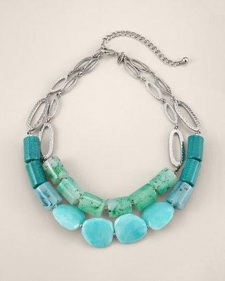 Chico's Perissa Multi-Strand Necklace