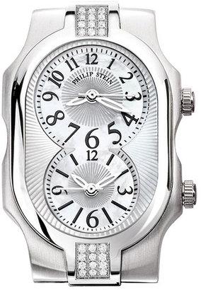 Philip Stein Teslar 'Signature' Small Diamond Watch Case