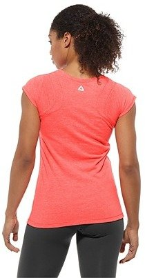 Reebok CrossFit Tri-Blend Short Sleeve Tee