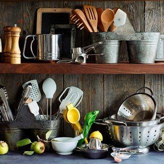 Williams Sonoma Open Kitchen Silicone Beechwood Spatula