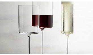 Crate & Barrel Edge Wine Glasses