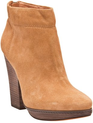 Modern Vintage SUEDE ANKLE BOOT