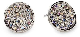 Anne Klein Tinley Road Iridescent Stud Earring