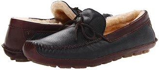 Trask Polson (Black) Men's Slippers
