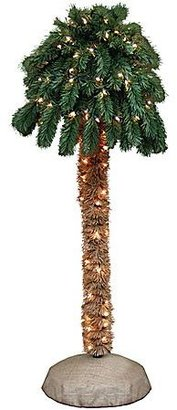 JCPenney 4' Pre-Lit Palm Christmas Tree