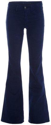 J Brand 'elephant' flared jeans
