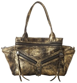Botkier Legacy Small Satchel (Black) - Bags and Luggage