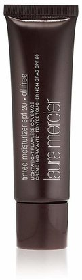 Laura Mercier Tinted Moisturizer – Oil-Free Broad Spectrum SPF 20 $44 thestylecure.com