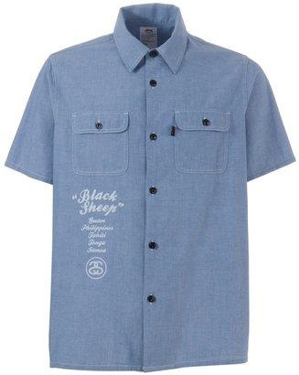 Stussy Short sleeve button up shirt