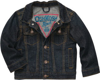 Osh Kosh Denim Jacket - River Dark Rinse