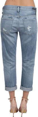 Citizens of Humanity Dylan Relaxed Boyfriend Jean in Love Worn