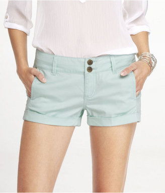 Express 2 1/2 Inch Seamed Shorts
