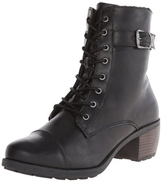 Khombu Women's Gina Motorcycle Boot $79 thestylecure.com