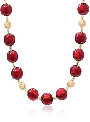 Antica Murrina Frida - Murano Glass Bead Necklace $86 thestylecure.com