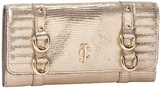 Juicy Couture Dylan Leather Trifold YSRU2617 Wallet