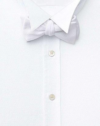 Charles Tyrwhitt Slim fit wing collar luxury marcella white tuxedo shirt