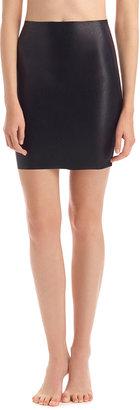 Commando Faux-Leather Mini Pencil Skirt