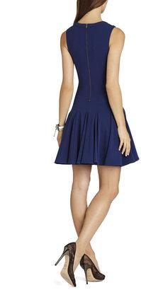 BCBGMAXAZRIA Kalyn Sleeveless Godet Dress