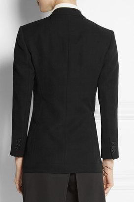 Theory Lousine crepe blazer