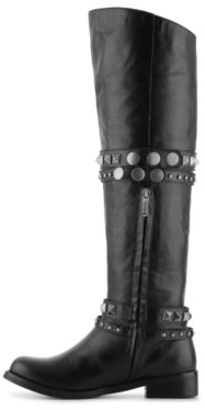 Two Lips Jep Over The Knee Boot