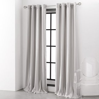 Vera Wang Simply vera tuxedo stripe window panel