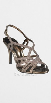 Touch of Nina Strappy Glitter High Heel Sandals
