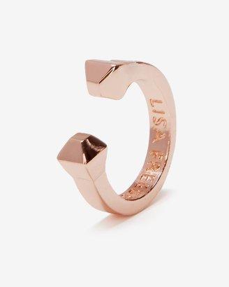 Lisa Freede Stud Ring: Rose Gold