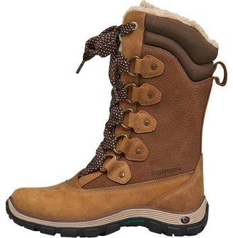 Karrimor Womens Firenze Weathertite Snow Boots Brown