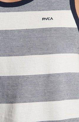 RVCA 'Spotty' Stripe Tank Top