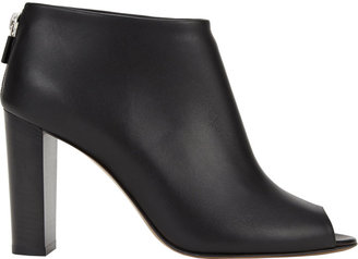Walter Steiger Peep-Toe Ankle Boots