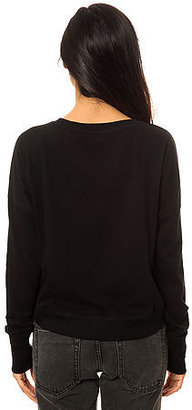 Crooks & Castles Crooks and Castles The Class Knit Top in Black