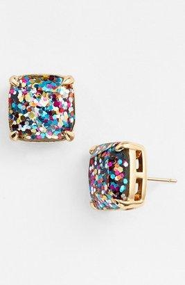 Women's Kate Spade New York Glitter Stud Earrings $38 thestylecure.com