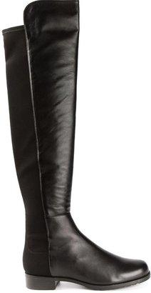 Stuart Weitzman '5050' boots $655 thestylecure.com