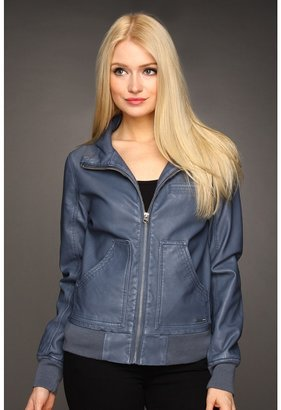 Nixon Satisfaction Jacket II (Steel Blue) - Apparel