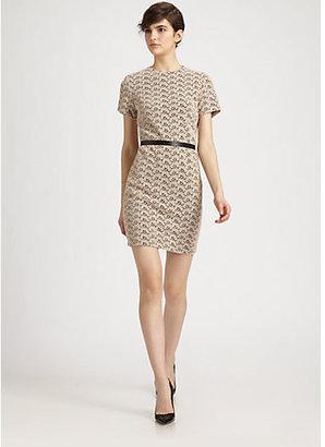Diane von Furstenberg Cindy Acorn Belted Dress