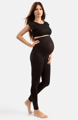 Women's Blanqi 'High Performance' Maternity Belly Lift & Support Leggings $64 thestylecure.com