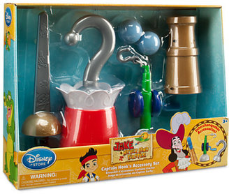 Disney Captain Hook's Accessory Set