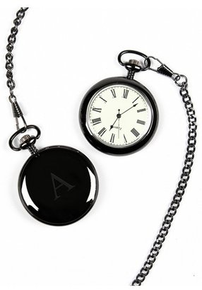Cathy's Concepts Monogram Pocket Watch, 44Mm $45 thestylecure.com