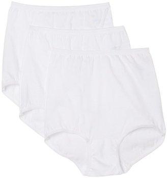 Vanity Fair Women's Lollipop Brief Panties 3 Pack 15361 $13.65 thestylecure.com
