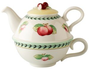 Villeroy & Boch French Garden Tea Set For One