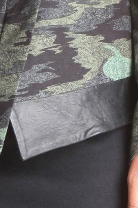 Wayne Camouflage Combat Jacket