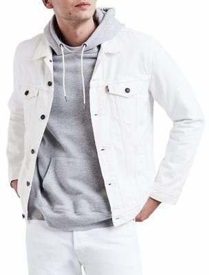 Levi's Steel Hour Trucker Cotton Jacket