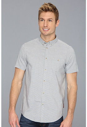 Ben Sherman Laundered Horizontal Stripe S/S Shirt