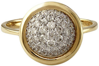 EFFY COLLECTION Diamond Ring in 14 Kt. Yellow Gold, .41 ct. t.w.