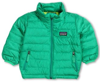 Patagonia Baby Down Sweater (Infant/Toddler) (Brilliant Green) - Apparel
